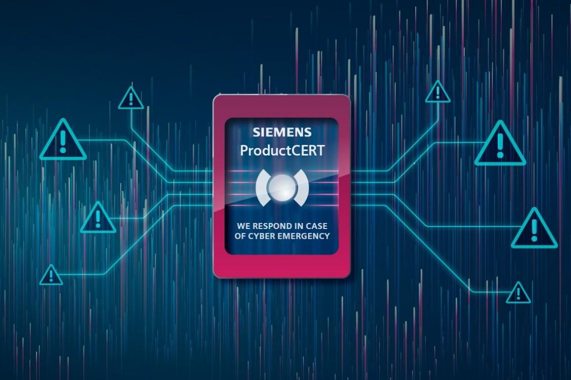 Siemens CERT services
