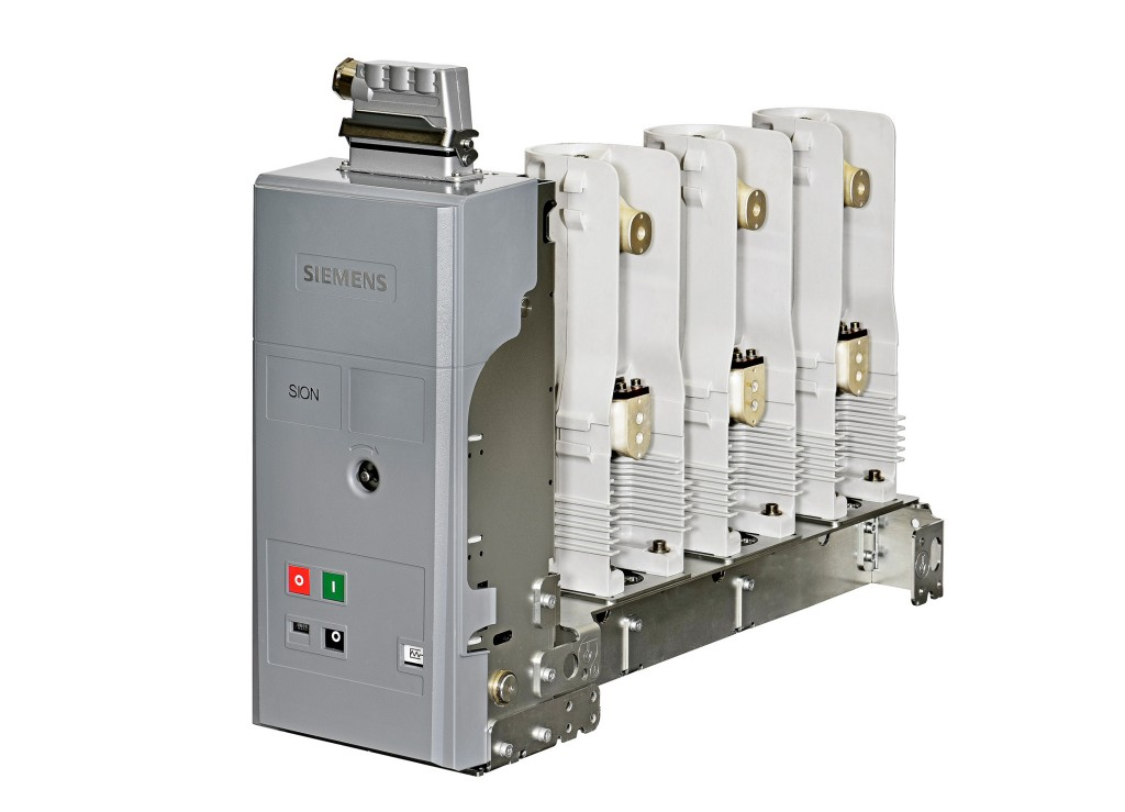 Siemens offers new compact vacuum circuit breakers