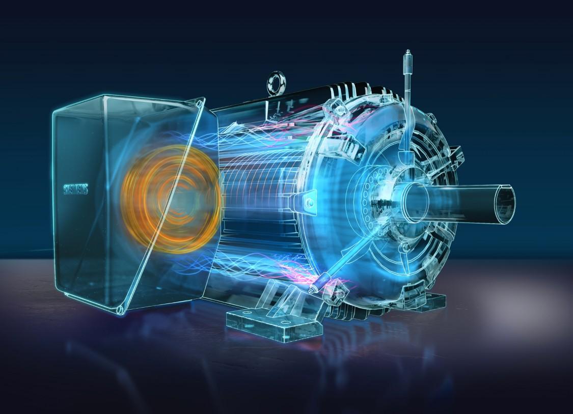 SIMOTICS low-voltage nema motors for industry