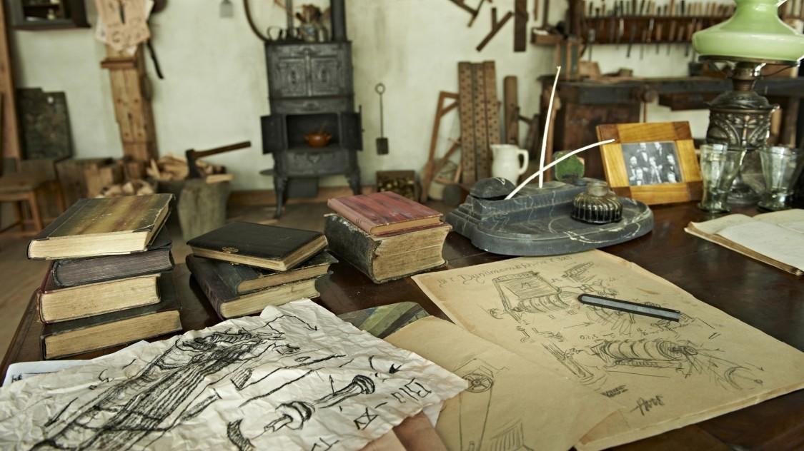 Werner von Siemens' workshop
