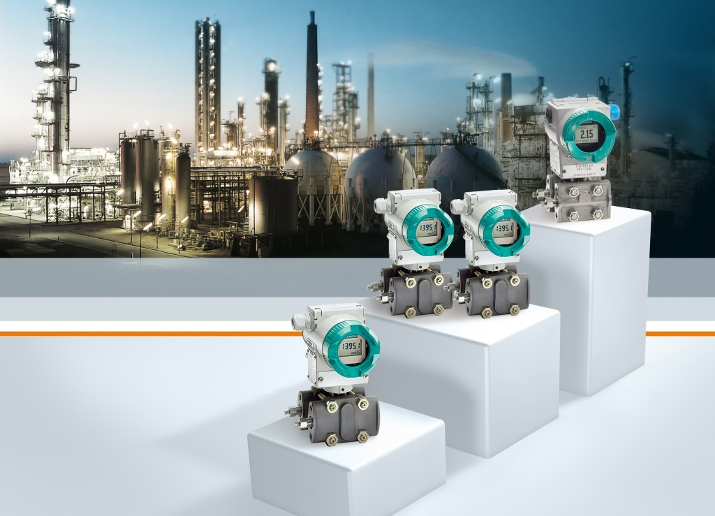 New, higher-precision pressure transmitters added to the Sitrans family