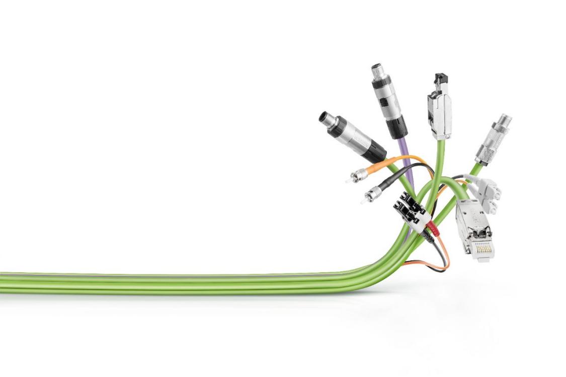 Kabely a konektory