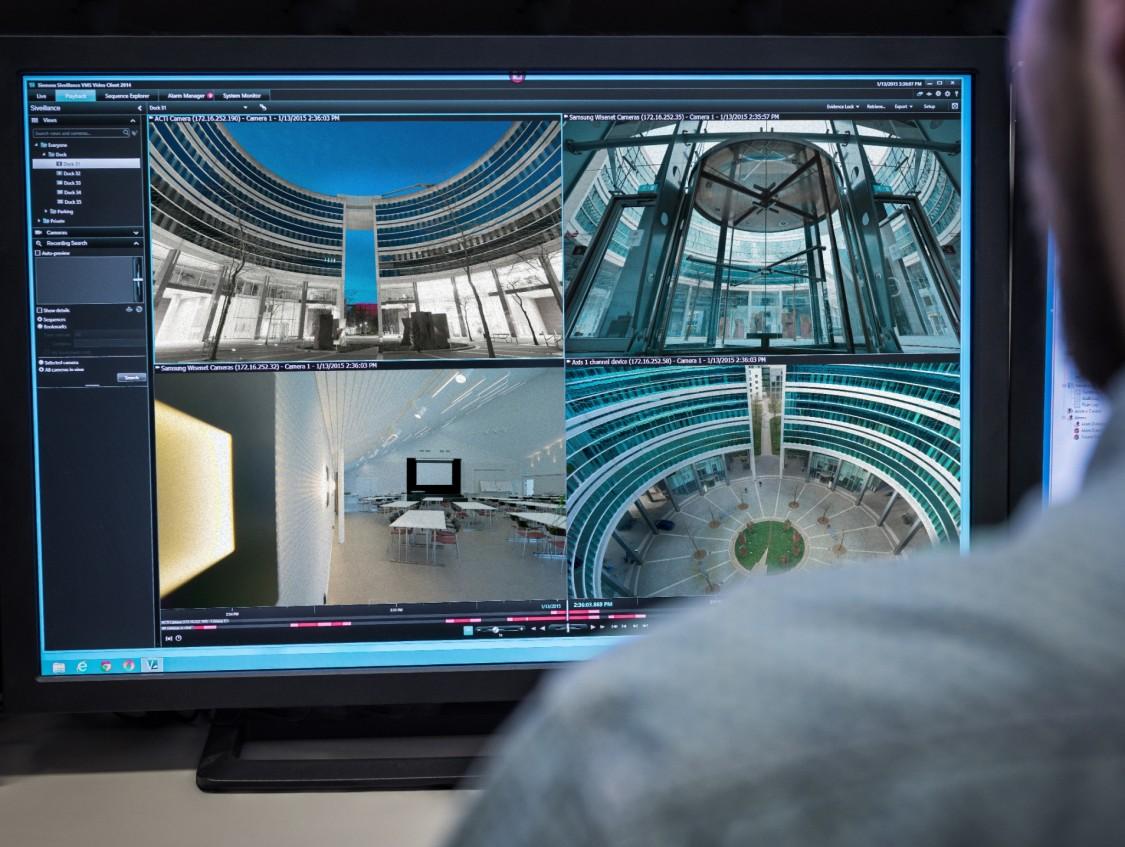 Videoövervakning