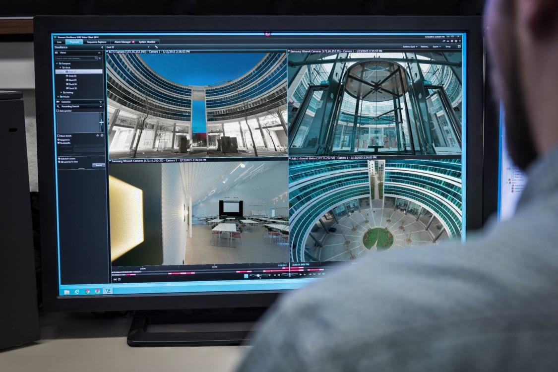 Siveillance Video - IP-Videomanagement-Plattform von Siemens