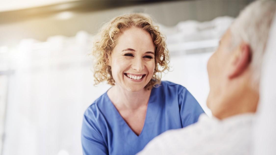 Optimale voorwaarden voor efficiënte en comfortabele zorg