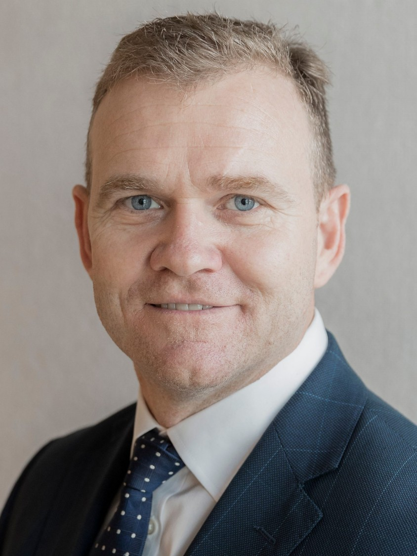 Mark Tait, Investa Property Group