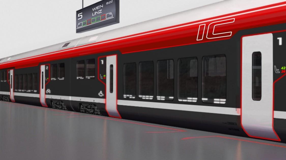 Viaggio Low Floor – low floor for platform heights from 350 to 1,060 mm
