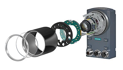 Siemens baut mit dem neuen optischen Lesegerät Simatic MV560 U das Hardware-Portfolio der neuen High-End-Serie Simatic MV500 weiter aus.