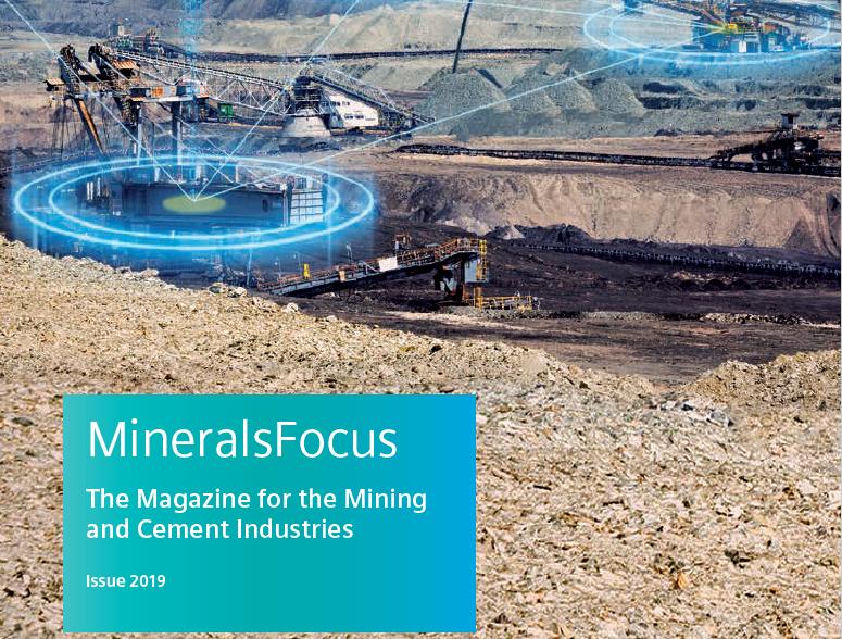 Já disponível: O novo número da Revista da Indústria de Mineração e Cimento. Leia sobre: Digitalização: uma mudança de paradigma nos minerais / Soluções para segurança desde o design / Energia rápida / O serviço torna-se digital.
