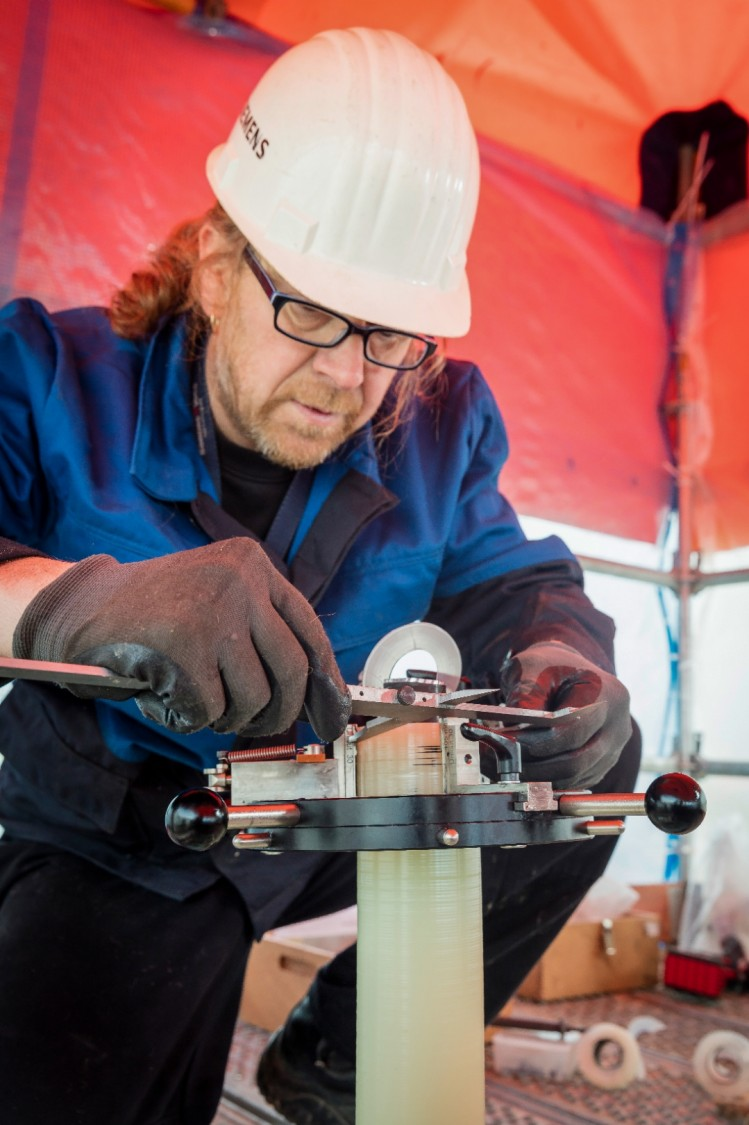 Siemens expertise in high-voltage cable systems