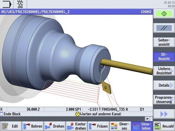 CNC4you Multichannel