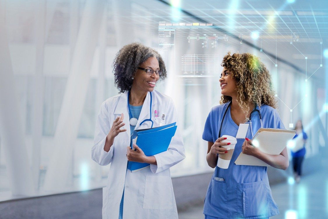 Desigo CC hospital