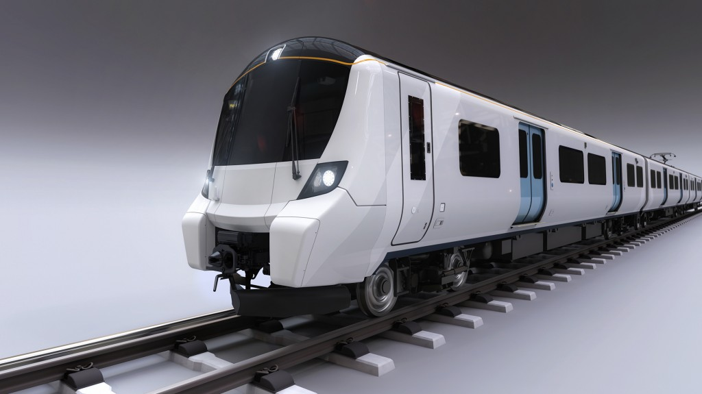 Further 25 Siemens trains for London