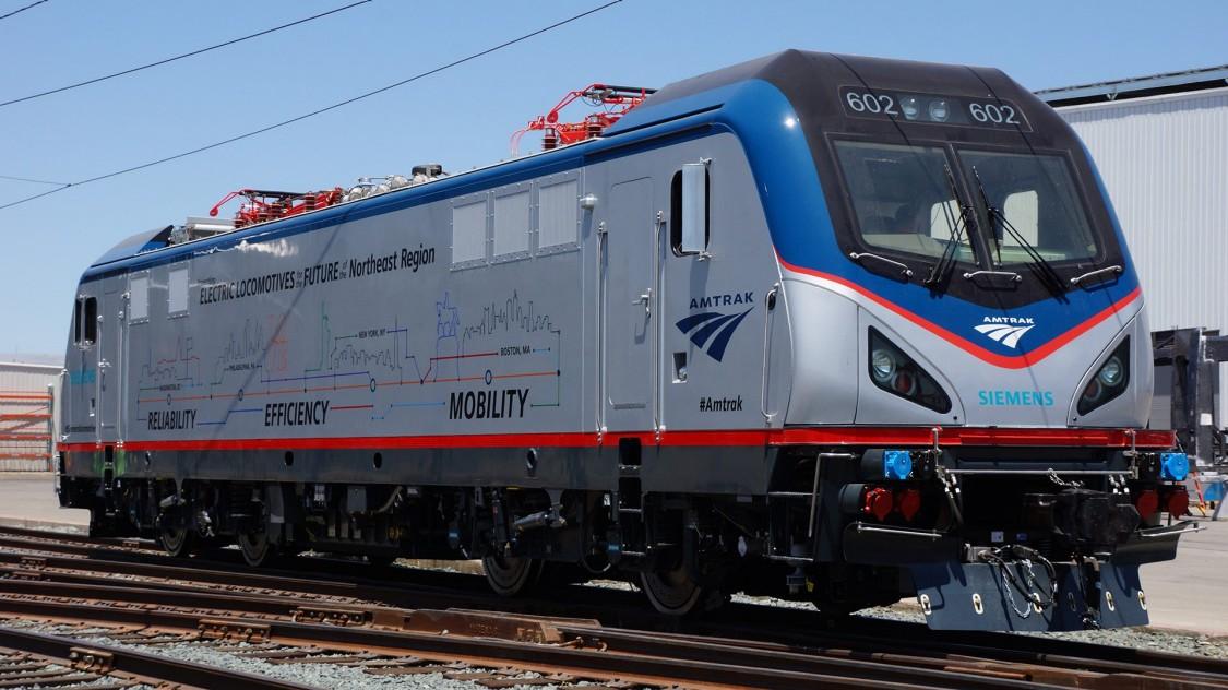 Locomotives | Rolling Stock | Siemens