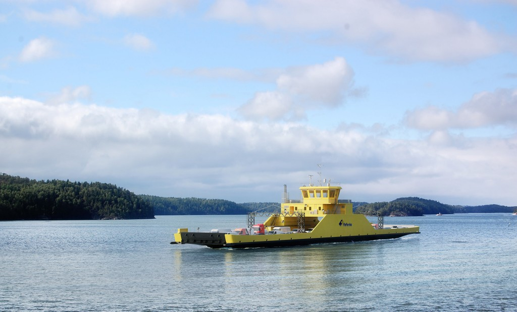 Finland's first battery-powered ferry represents milestone towards clean shipping