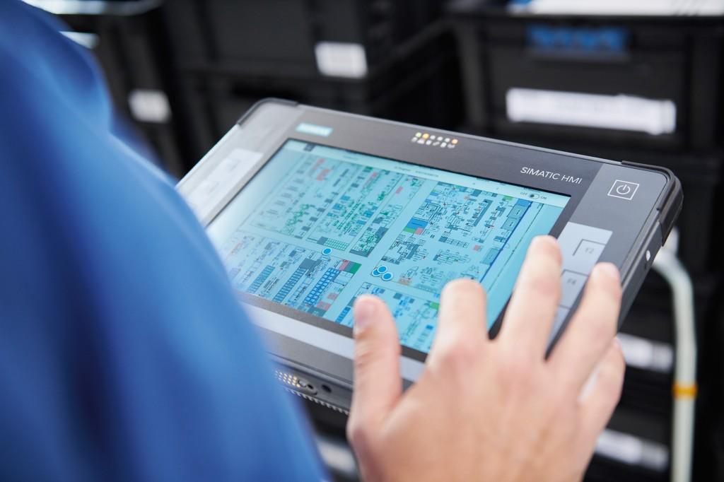 Nuevo software de localización RTLS Siemens