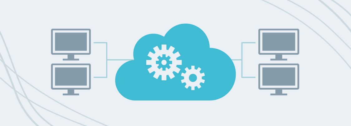 Icon cloud connected
