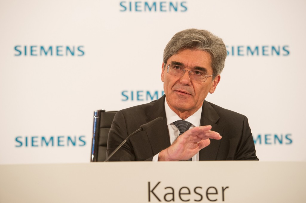 First Quarter Results Fiscal Year 2015 of Siemens AG