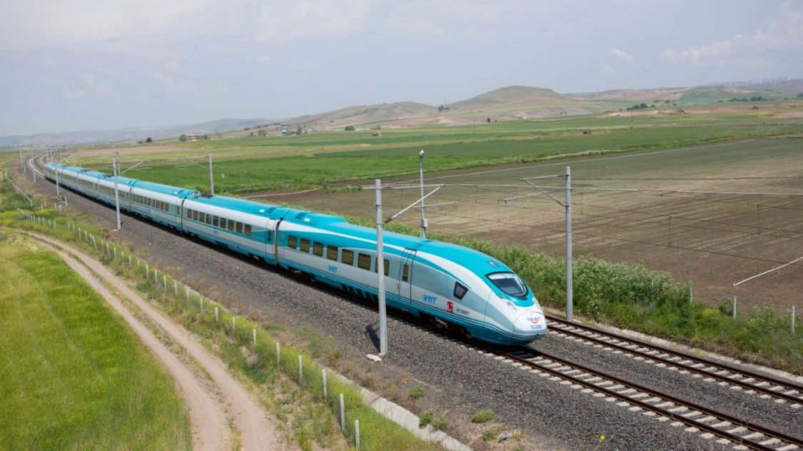 Velaro high-speed train