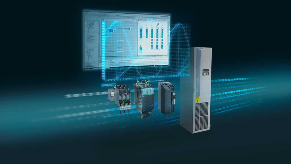 Sinamics Startdrive V16 bringt neue Hardware und neue Funktionen ins TIA Portal