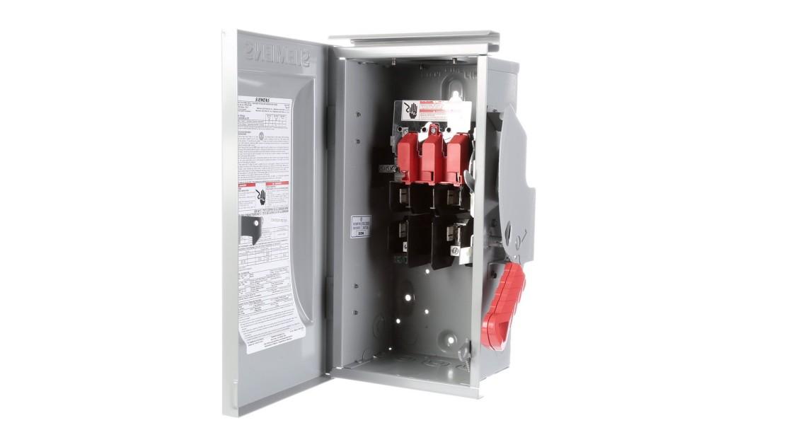 Interrupteur à usage intensif dans coffret de type 3R
