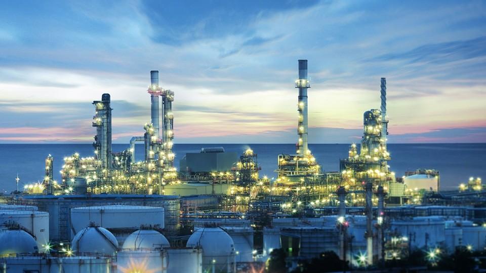 Комплексное энергоснабжение для нефтегазовой отрасли