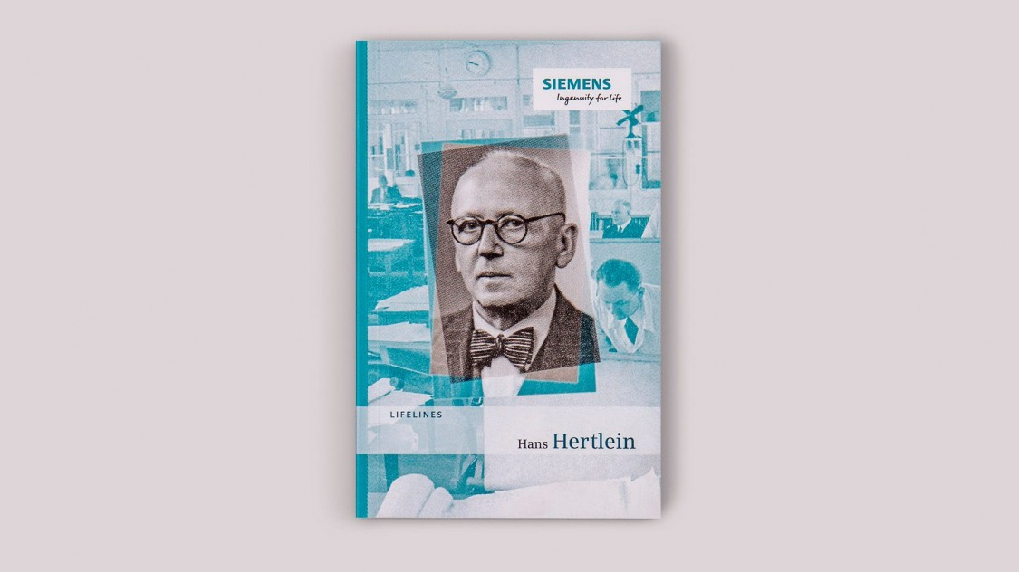 Hans Hertlein, cover