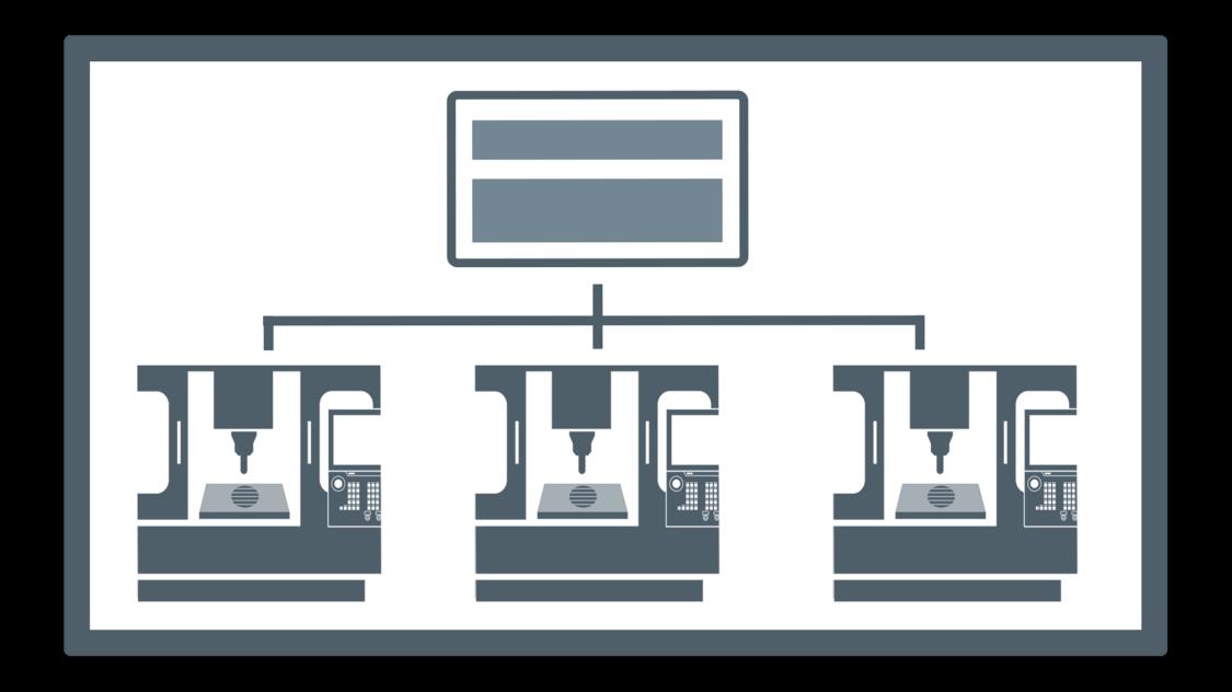 Illustration Datenvernetzung