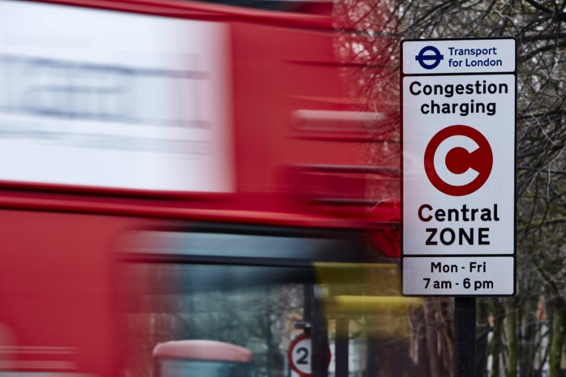 Congestion Charging in London