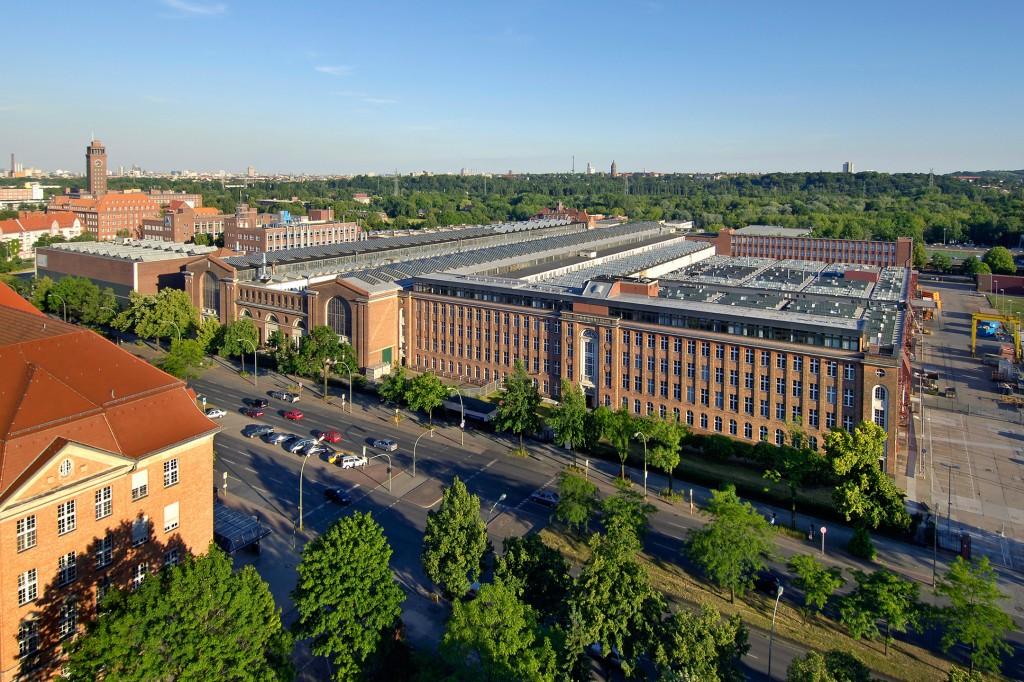 The Dynamowerk in Berlin