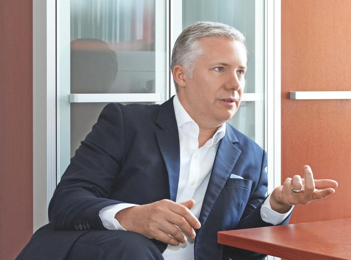 John Kovach, responsable mondial de Distributed Energy Systems chez Siemens