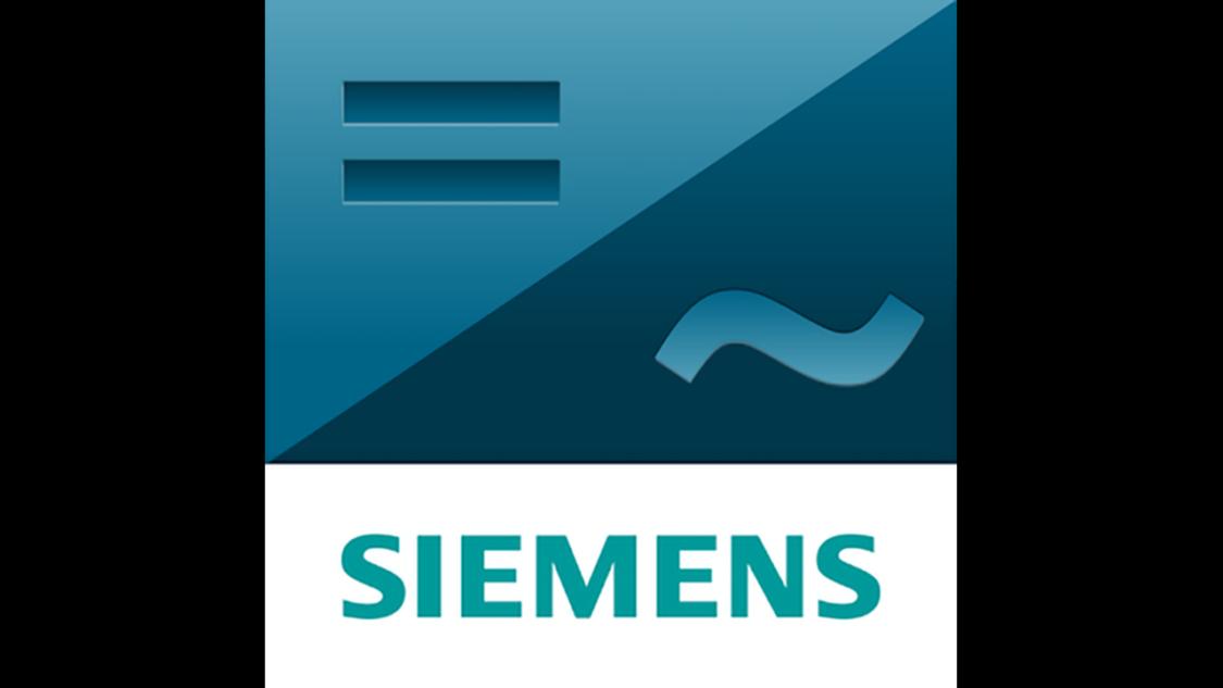 sinamics selector app logo