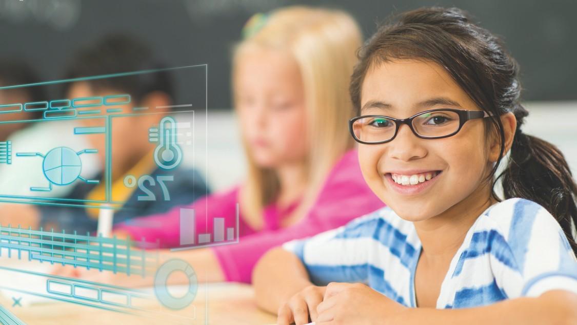 L'aventure de l'apprentissage débute dans des classes sécuritaires et confortables