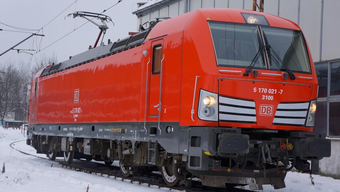DB Schenker Rail, Italien