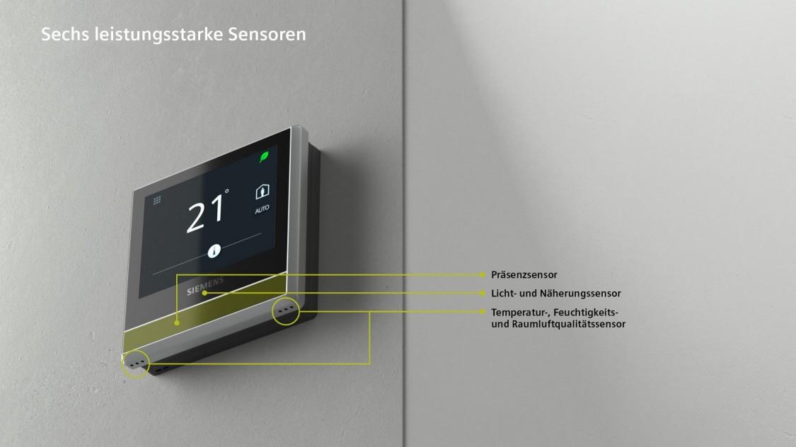 Sensoren auf einen Blick