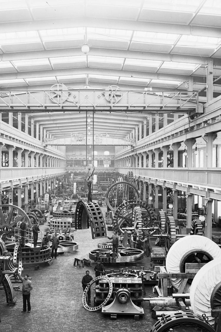 Nürnberger Werk EAG 1901