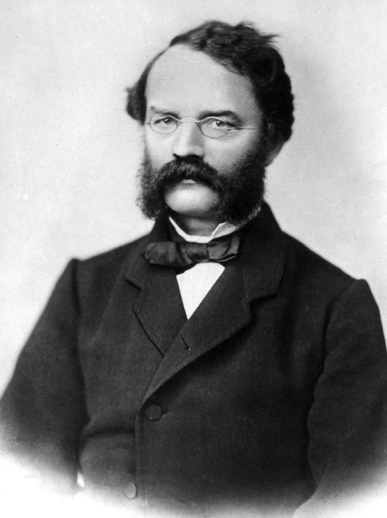 Werner von Siemens, um 1864