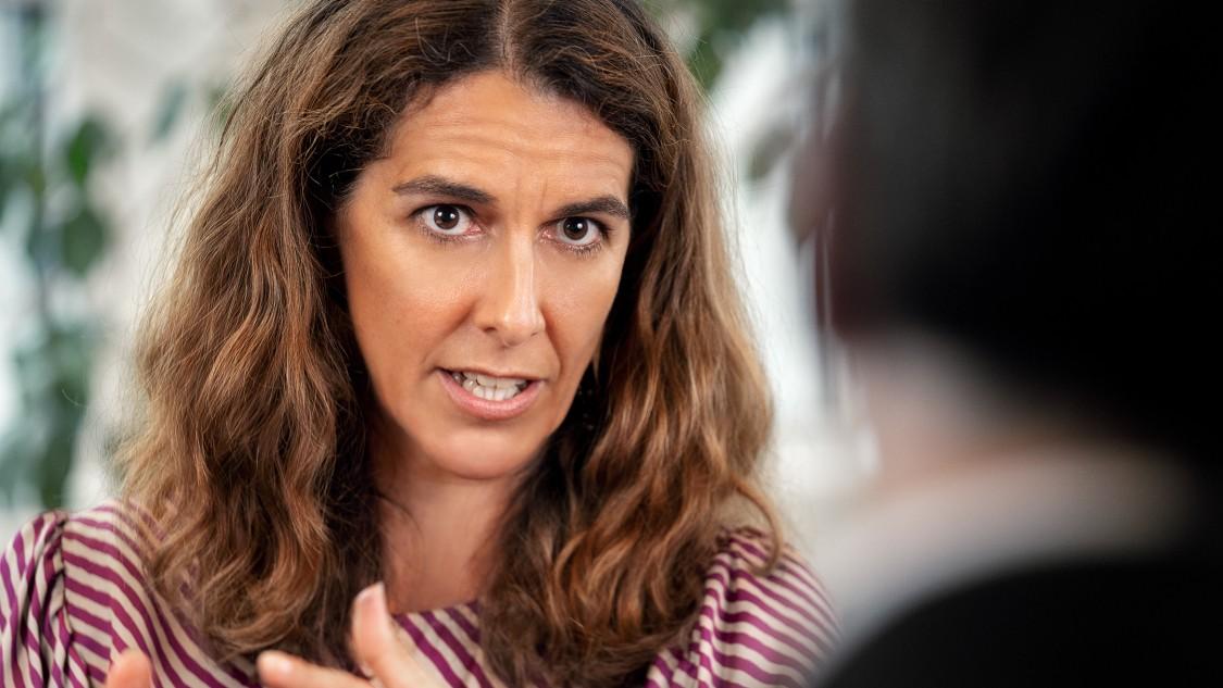 Paula Pinho, EU clean energy policy director
