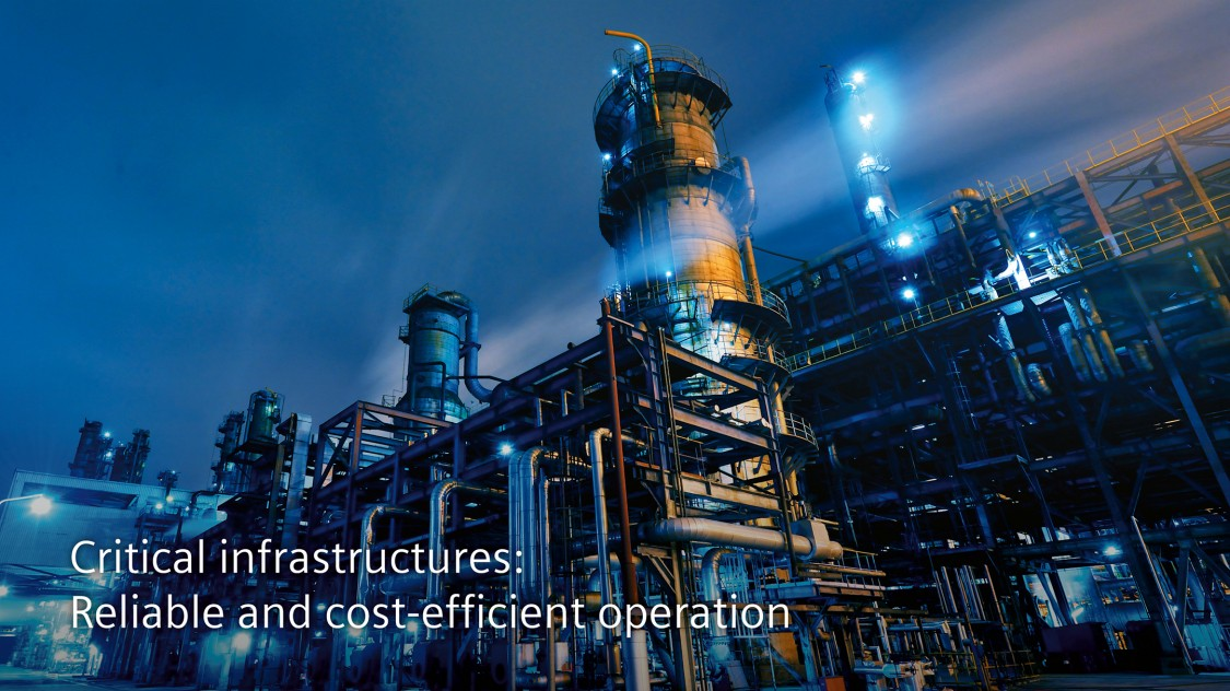 Critical infrastructures: Reliable and cost-efficient operation