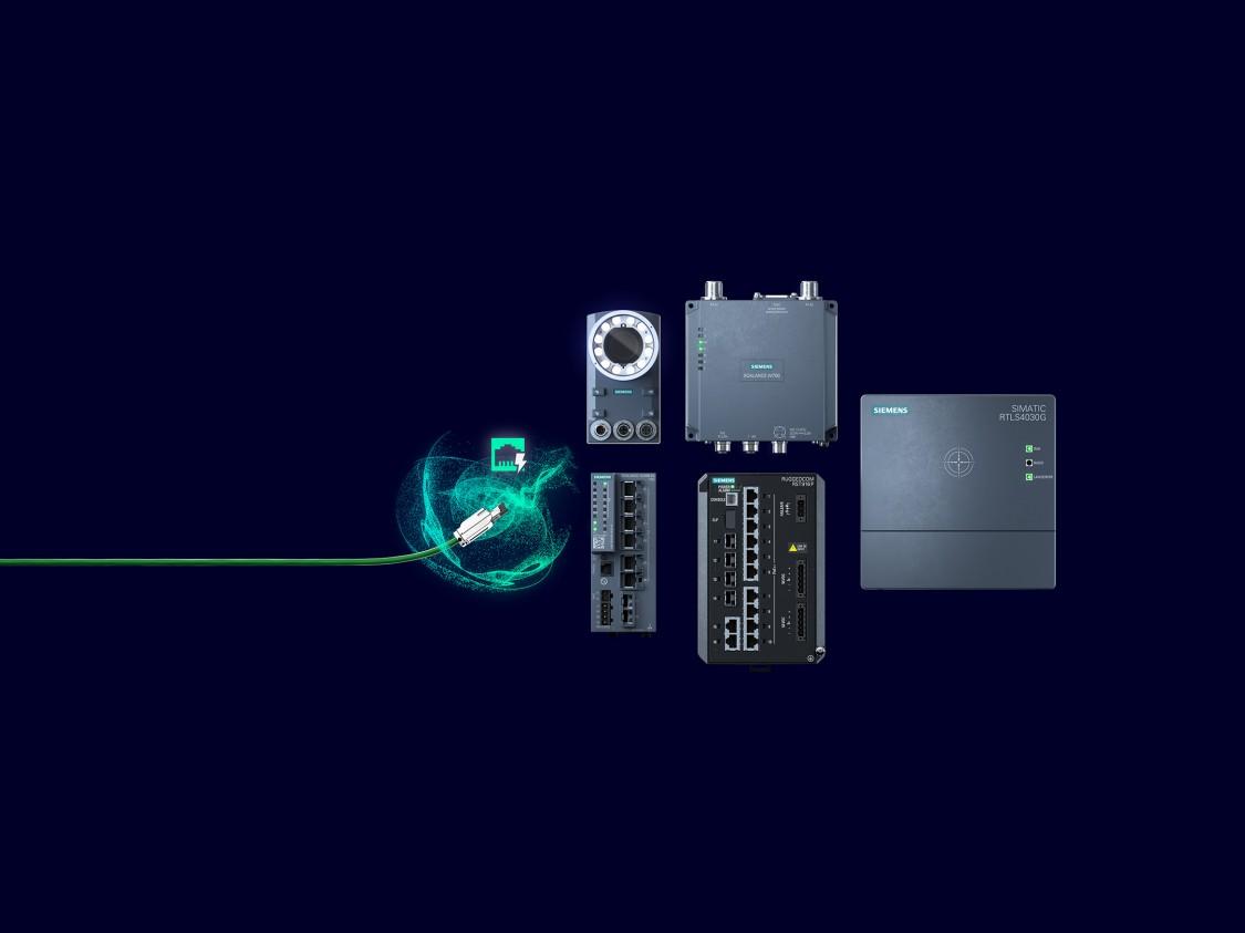 Portfolio produktů pro napájení přes Ethernet pro průmyslové aplikace Power over Ethernet