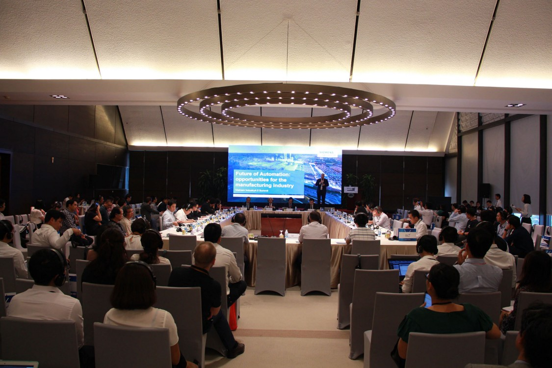 Siemens at Industry 4.0 Summit 2019