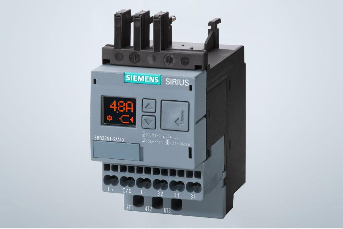 Monitoring relay SIRIUS 3RR24