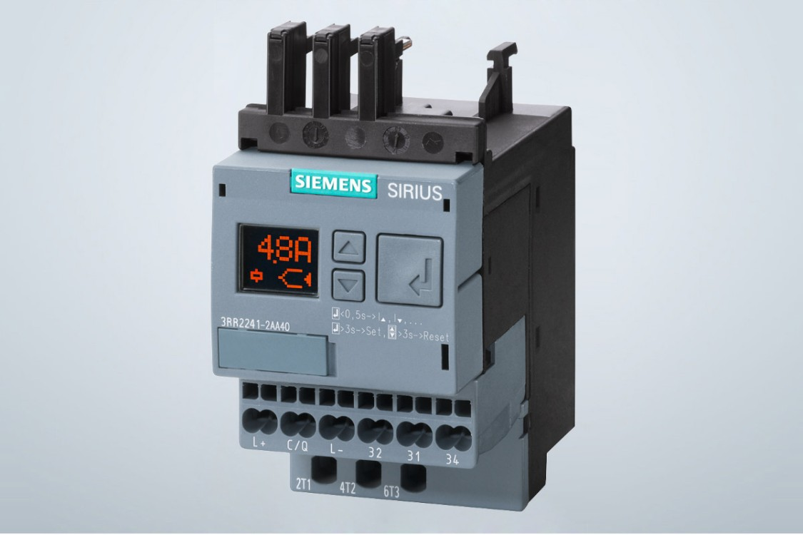 Monitoring relay SIRIUS 3RR2