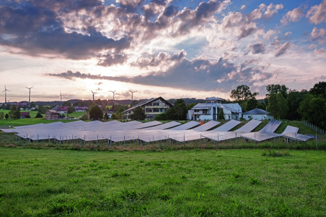 Wildpoldsried, a small village at the forefront of the energy transition