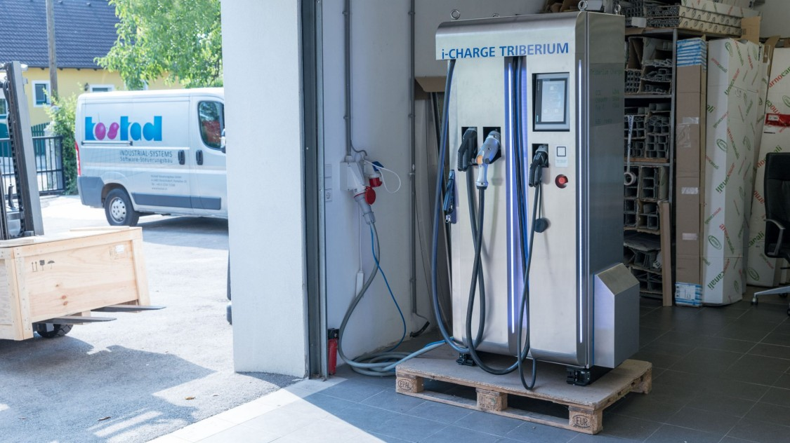 Engineering pioneers are working on the charging infrastructure of the future