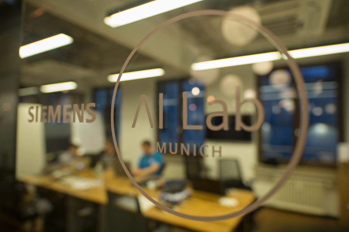 Siemens AI Lab Location Mindspace Munich Viktualienmarkt