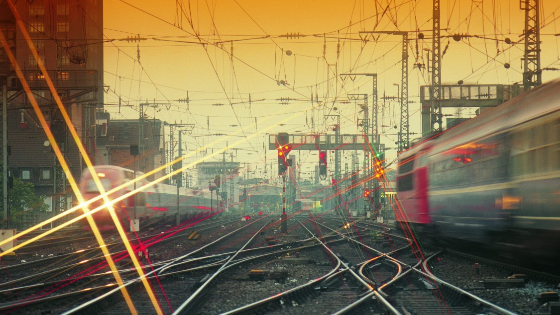 Interlocking systems for mass transit railway systems