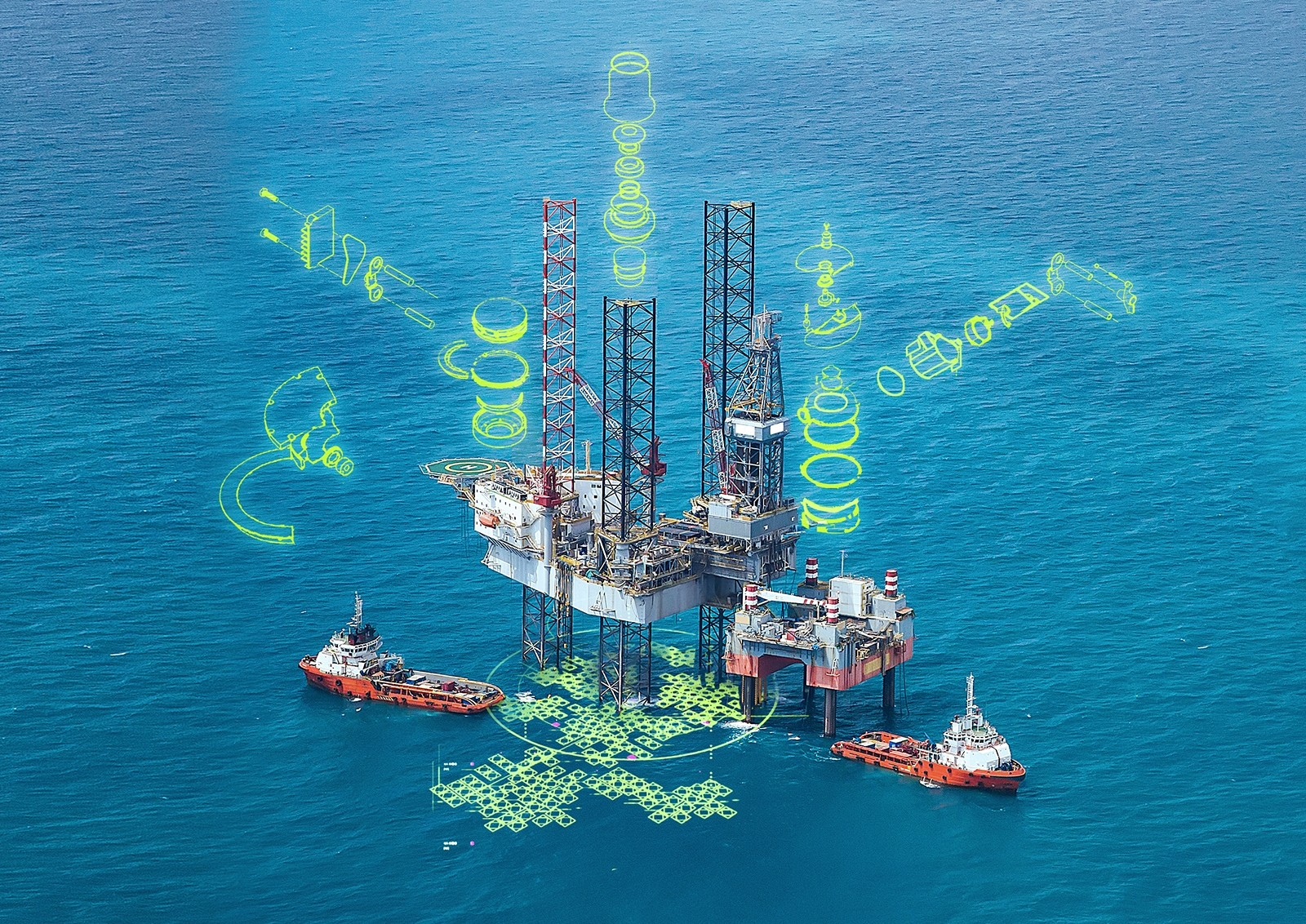 Oil and Gas | Market-specific Solutions | Siemens