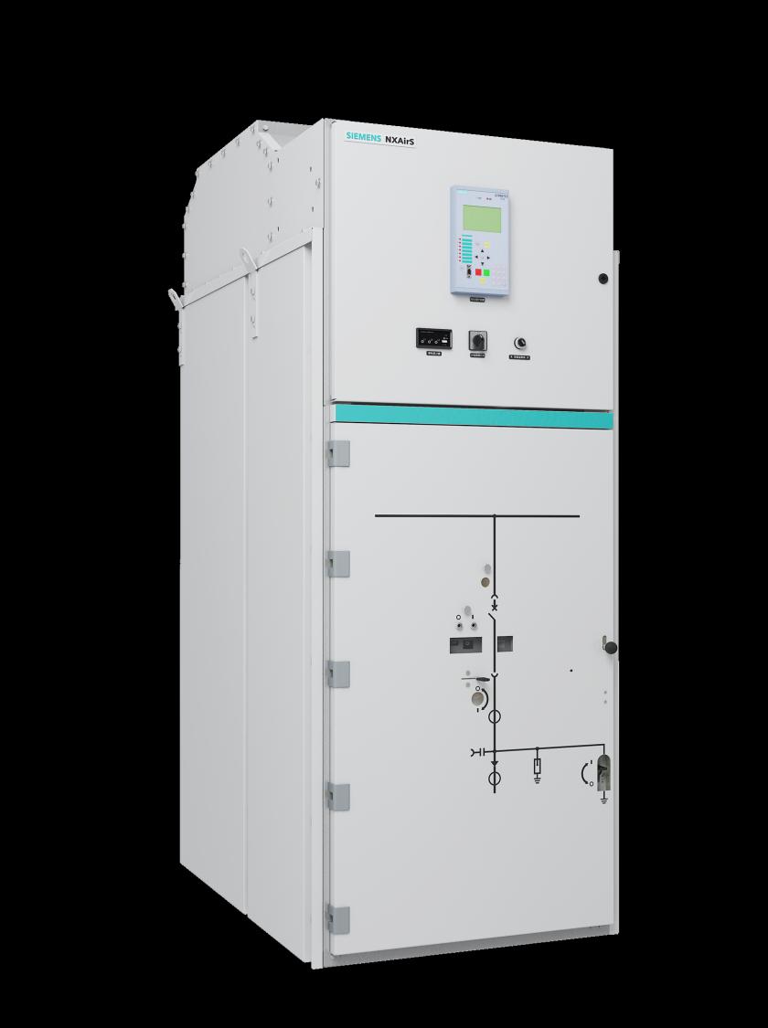 NXAir S 12 kV air-insulated medium-voltage switchgear