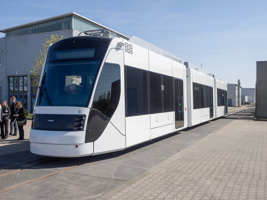 Avenio – the most modern tram in the world